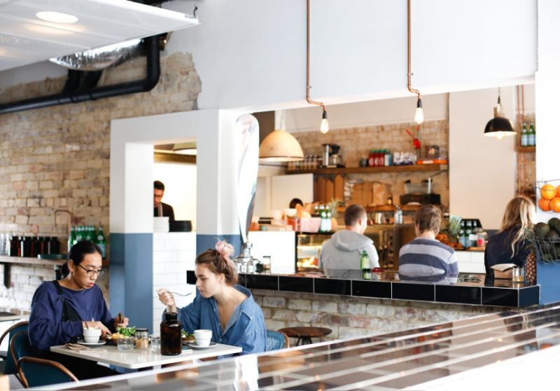 Lower North Shore Cafe with an Excellent Fit Out Not a Cent to Spend Good Rent G