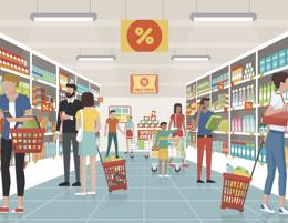Fully Managed Supermarket plus Liquor for sale Melbourne | 188 Visa Suitable