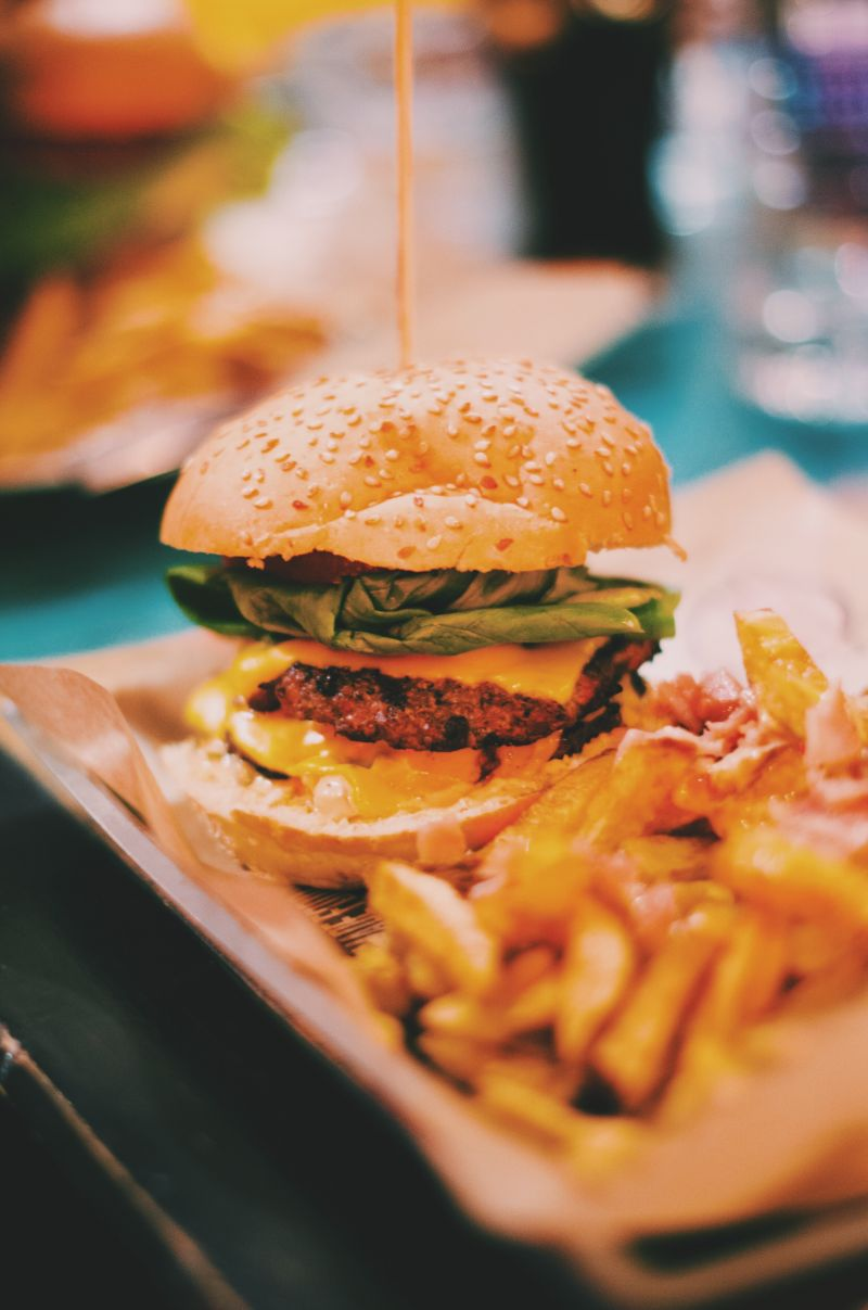 Under Management. Exciting Casual Dining Burger Restaurant for sale in Sydney In