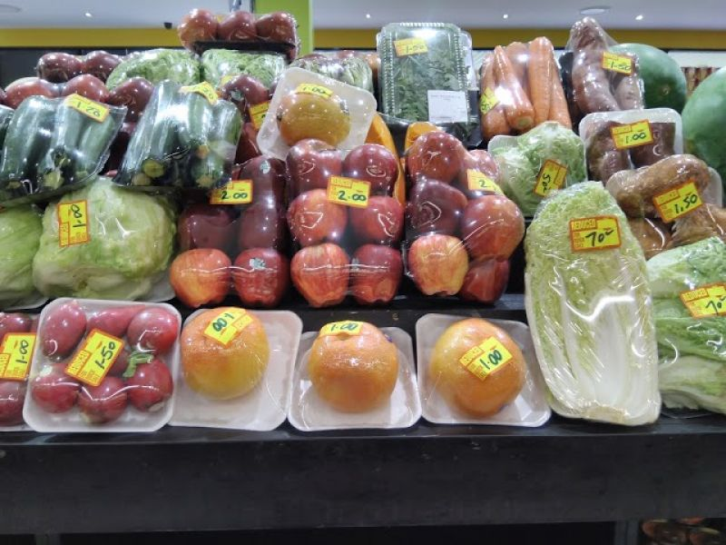 Fantastic Business Long Established Fruit and Veg with Supermarket 70k T/O Per W