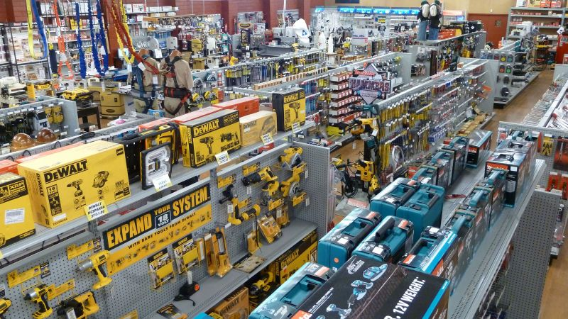 Tool Business for Sale with Good Takings Excellent Space Long Lease with Huge Po