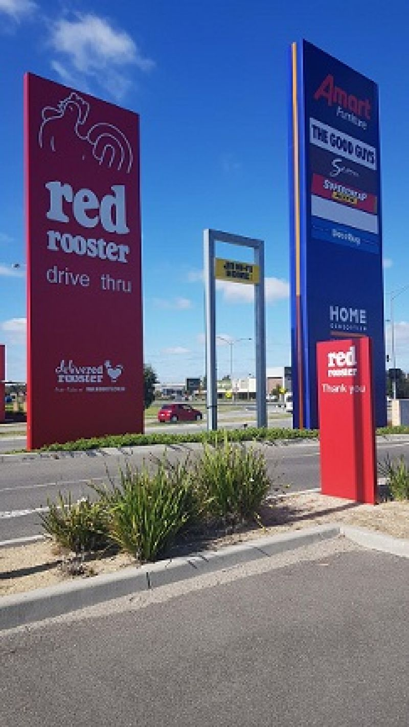 Top Performing Red Rooster Store located in Melbourne's South East,  High Turnov