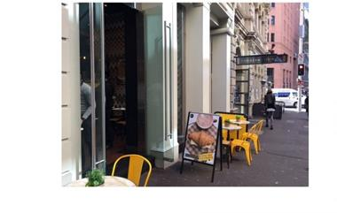 Franchise Cafe in Sydney CBD! Doing 40kg Coffee, No Cooking and under full manag