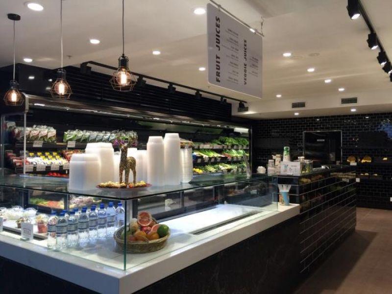 Busy fresh food takeaway shop for sale in major Sydney train station
