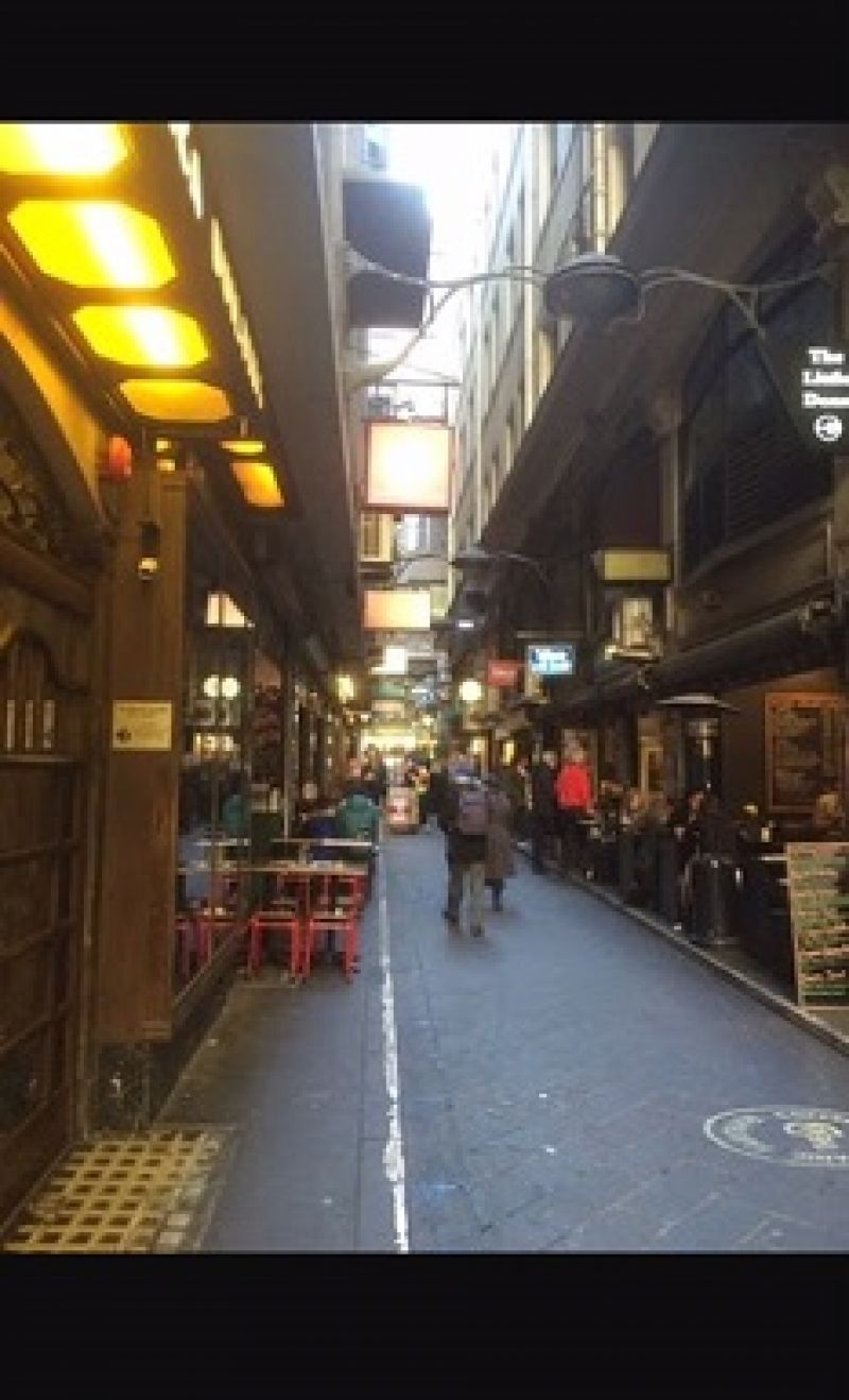 Busy Location Cafe with Lots of Foot Traffic, Popular Melb CBD Laneway, Short Ho