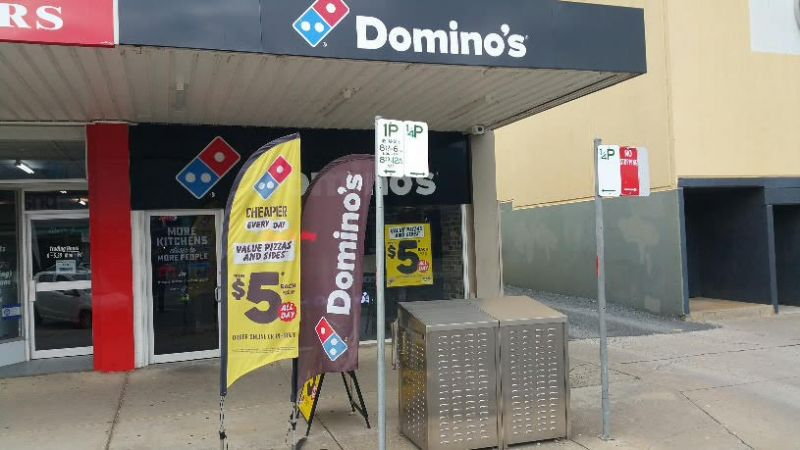 Dominos Pizza Franchise **$29,000+ Weekly Sales with Net Profits of $210,000.00