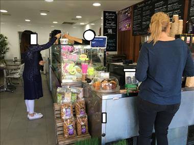 PRICE DROP!!!  Cafe, Salad, Juices & Prepared Meals - Open 6 Days a week