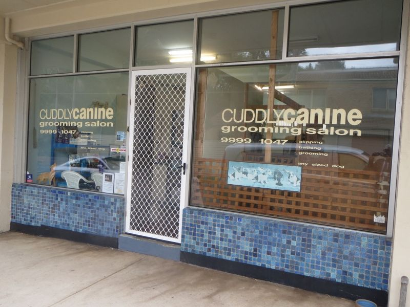 Cuddly Canine Grooming Salon
