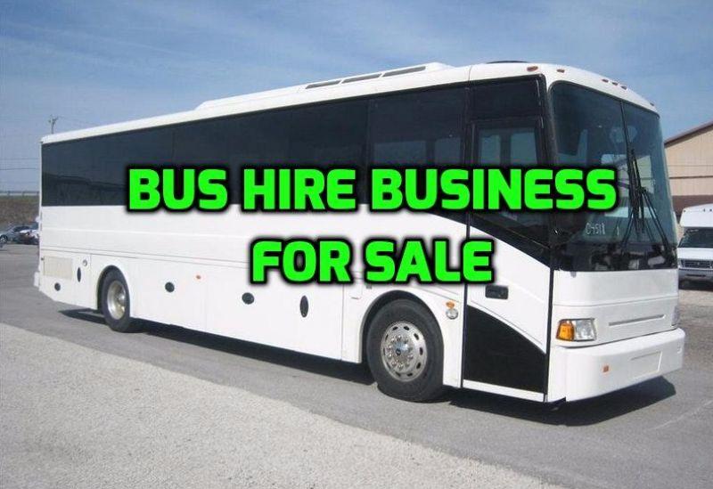 Bus Business For Sale - Under Full Management - NET 200K plus PA