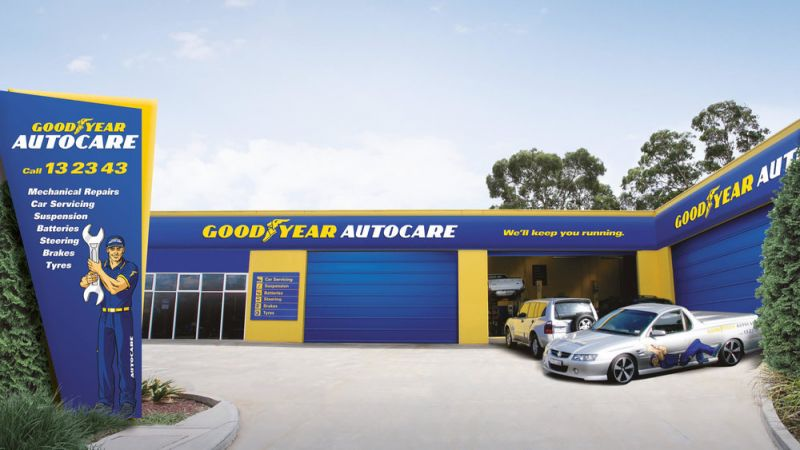Goodyear Auto Care North Eastern Suburbs