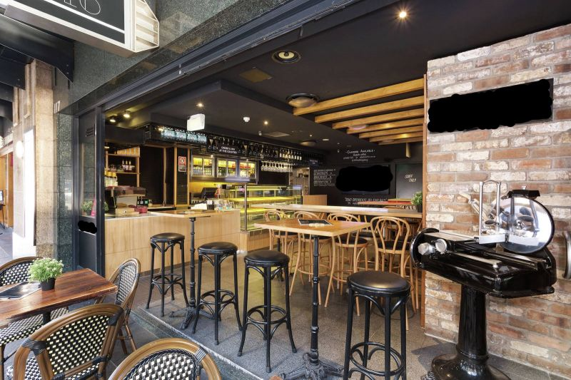 Beautiful Cafe Espresso Bar Under Full Management Perfect Sydney CBD Location On