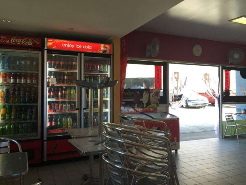 Cafe / Takeaway shop in industrial area for sale  - Sydney North