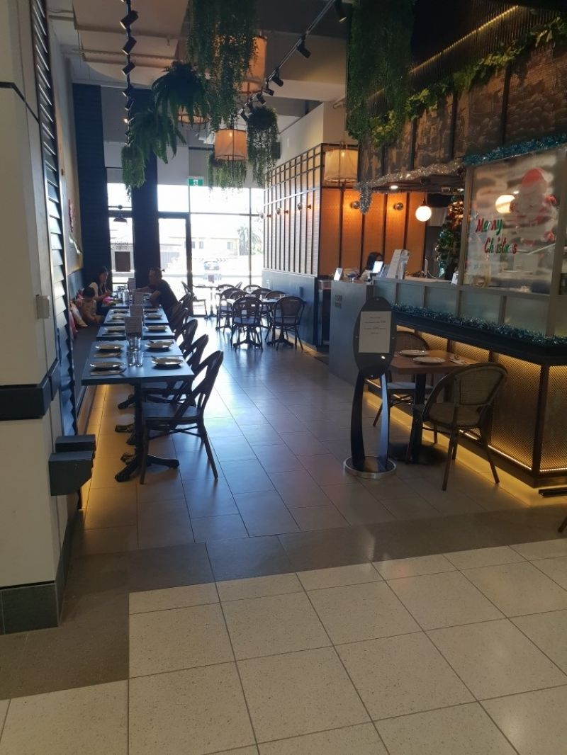 North West Sydney Restaurant For Sale. Brand New Premises. Excellent Fitout. Rap
