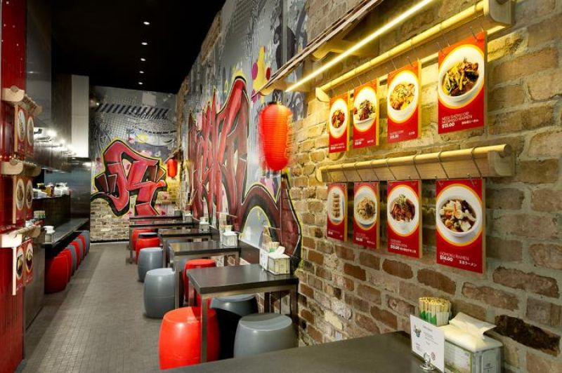 High turn over low rent takeaway noodle bar restaurant for sale Northern Sydney