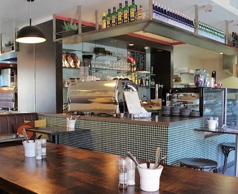 5 day cafe for sale in Sydney - North Beaches Industrial Area. Stunning kitchen