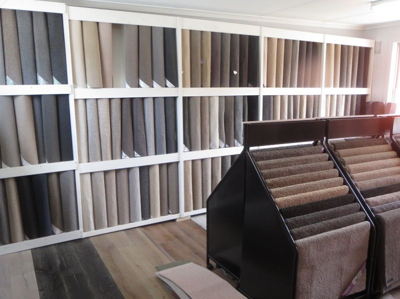 Established flooring and carpet warehouse and showroom on the Northern Beaches.