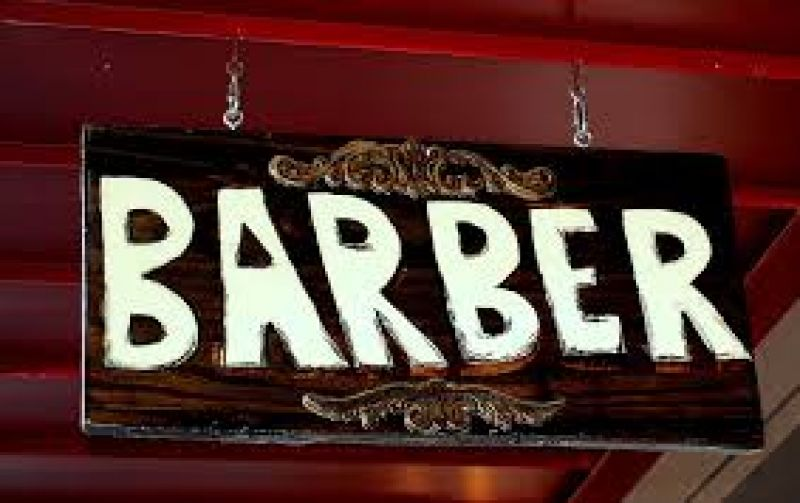 BARBER SHOP for Sale. Upper North Shore Sydney Busy Centre . Healthy Net Profit.
