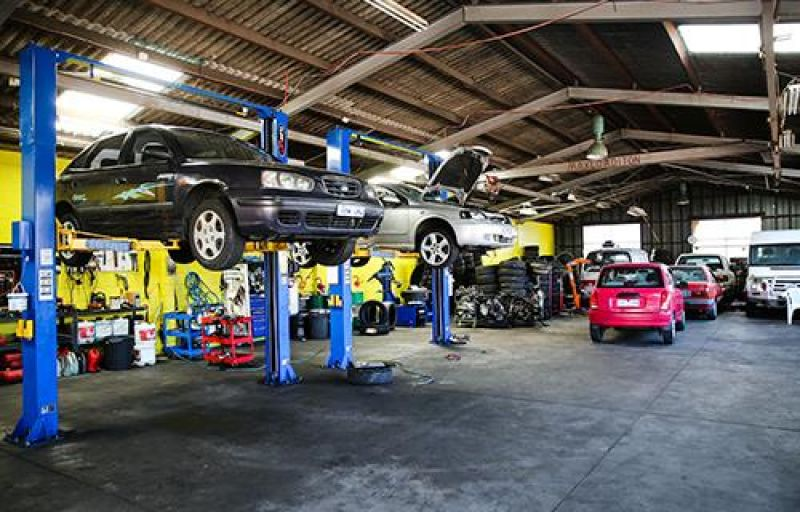 Large Premise! All-in-One Innovative Automotive Shop for sale in South East Melb