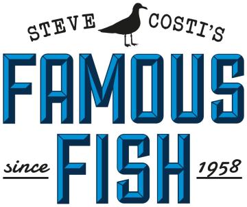 Famous Fish Logo