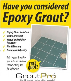 Groutpro - Best Trade Franchise Under $50k With A Lifestyle Change