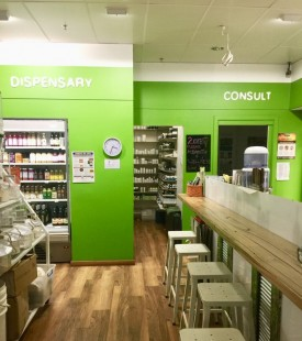 Decade-old Reputable Health Food, Wellness Clinic and Raw Food Bar for Sale