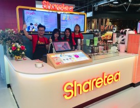 Sharetea Franchises For Sale Waverley Gardens Bubble Tea Shop - P.o.a
