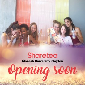 Sharetea Bubble Tea Franchise For Sale - Greensborough