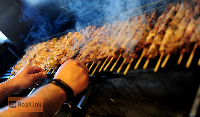 Best Authentic Fully-Licenced Souvlaki Fast-Food Restaurant- Cafe- Takeaway