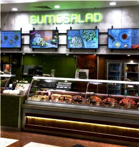 Sumo Salad Franchise For Sale - Two Available - Perfect Perth Shopping Mall