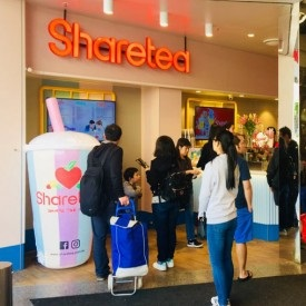 Sharetea Franchises For Sale Northland Shopping Centre Bubble Tea Shops