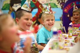 Children's Playland & Cafe Franchise -Chipmunk's - $560,000 - Albury-Wodonga