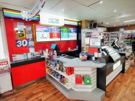 Newsagency- Lotteries & Lotto- Potential for expanding Giftware Division - Huge