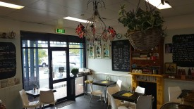 English-Style Cafe- Takeaway- Restaurant- Takeaway Business For Sale - Recently