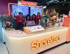 Sydney Metro Sharetea Bubble Tea Franchises For Sale