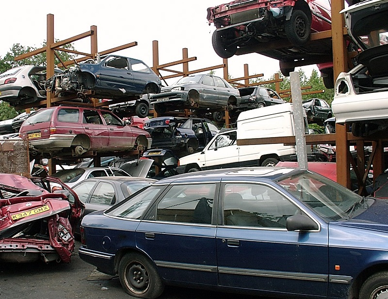 Automotive Parts-Wrecking Yard For Sale - Busy Industrial Location