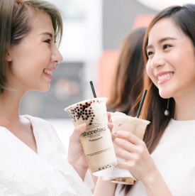 Sharetea Bubble Tea Franchise For Sale