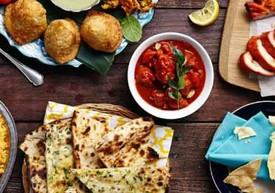 Indian RestauranteCafe-Takeaway Franchise Available Now Low Initial Investment