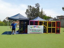 Tumbletown Mobile Play Centre For Sale - Part-time or Full-time - Exclusive