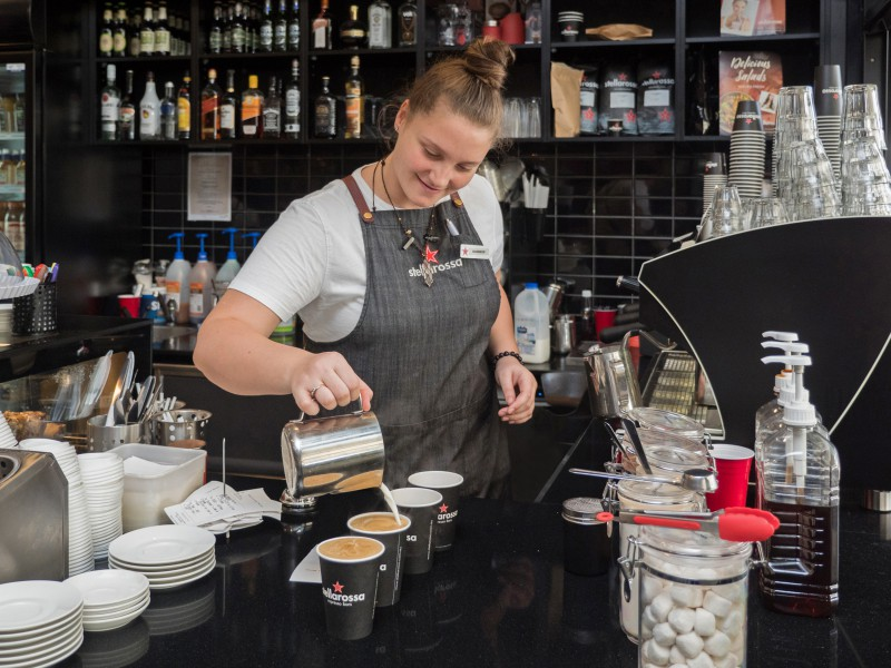 Exciting Opportunity To Own An Innovative Café Franchise Focused On You