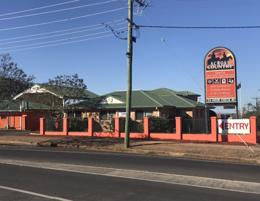 MOTEL LEASEHOLD FOR SALE - MAJOR REGIONAL CITY - EASY TO OPERATE
