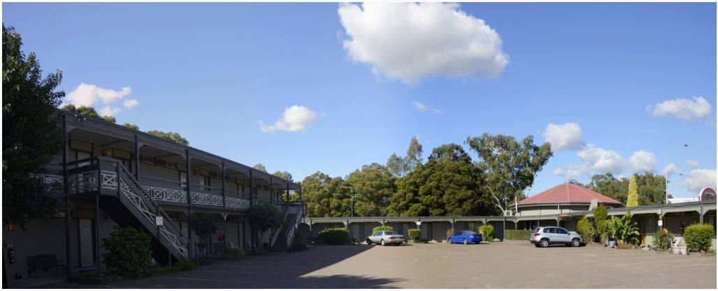 MOTEL FOR SALE - HUNTER VALLEY CORPORATE MOTOR INN