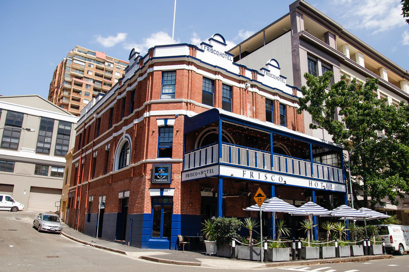 Iconic Freehold Opportunity - The Frisco Hotel, Woolloomooloo