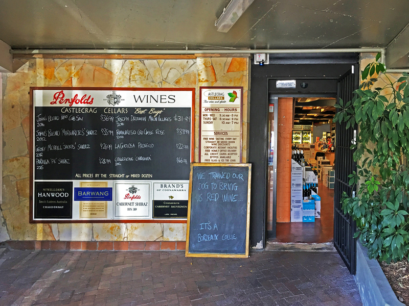 LIQUOR STORE FOR SALE - GREAT OPPORTUNITY - CASTLECRAG CELLARS