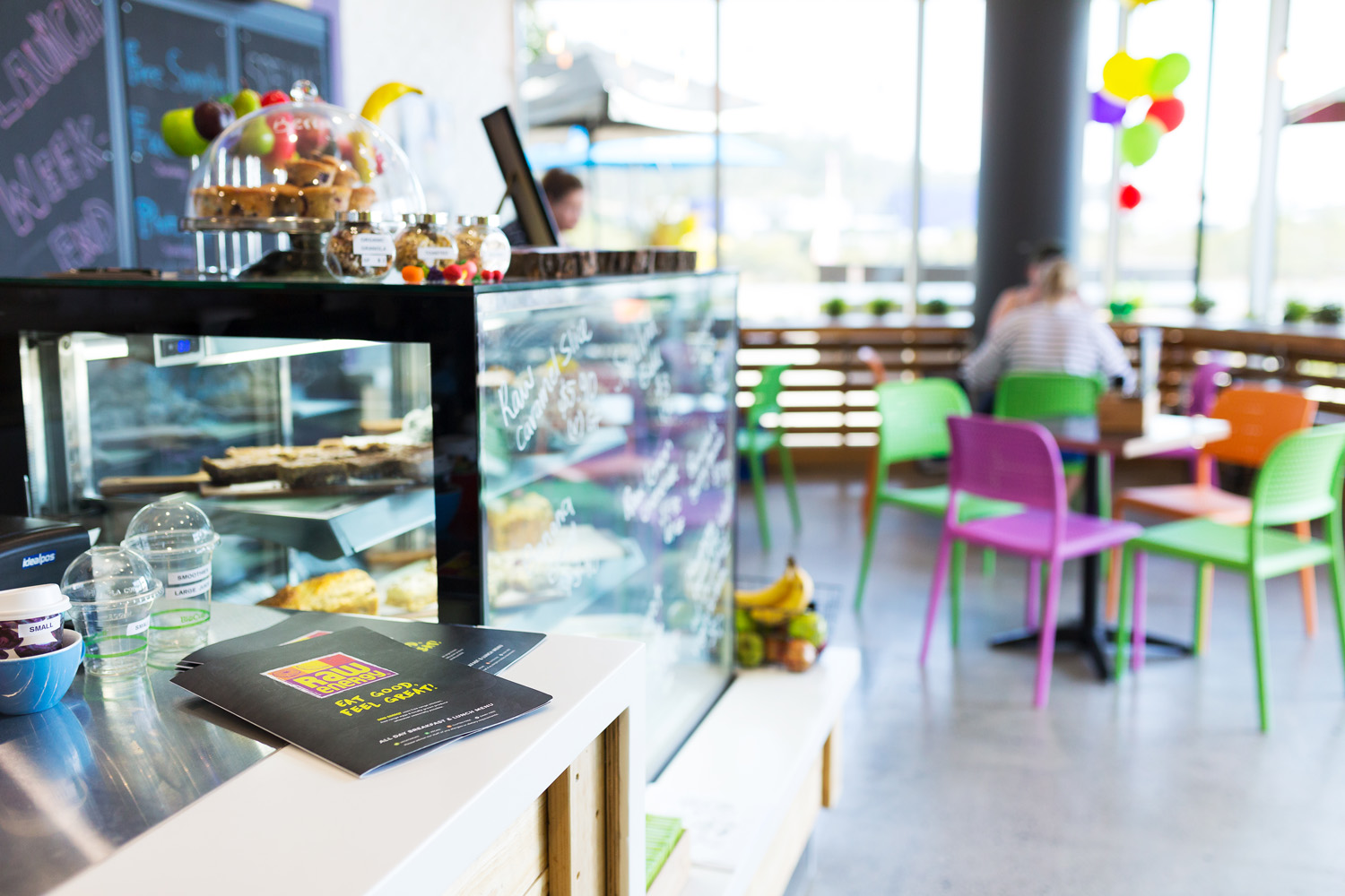 Healthy, fresh cafe for sale - Cairns, Mackay, Harvey Bay