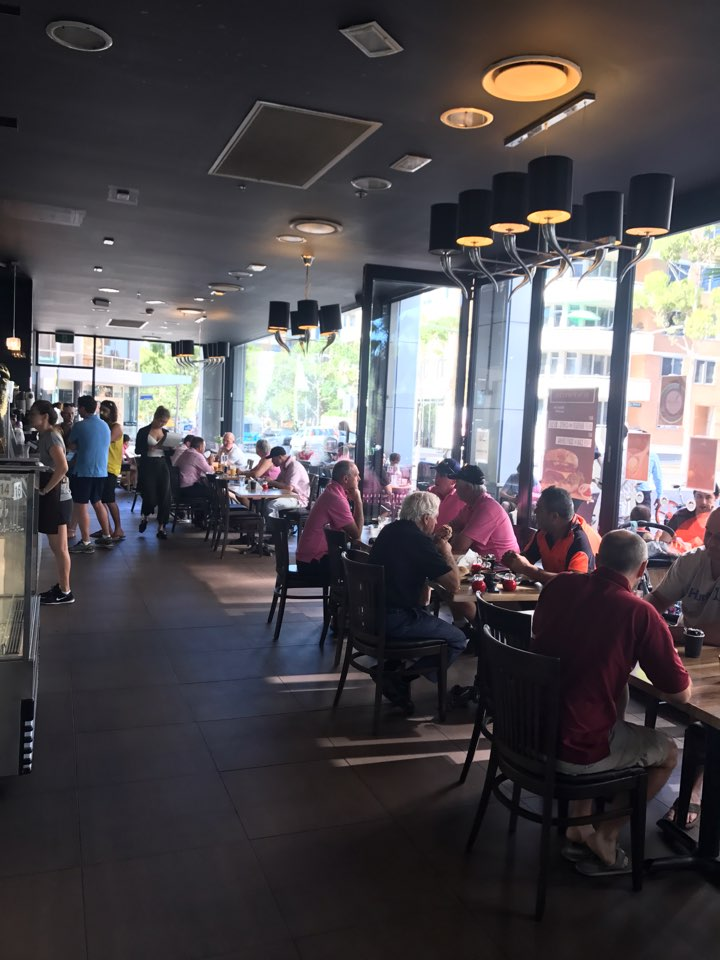 Cafe - well established - Sydney CBD fringe