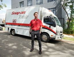 Snap-on Tools Franchise - West and North Melbourne Opportunities