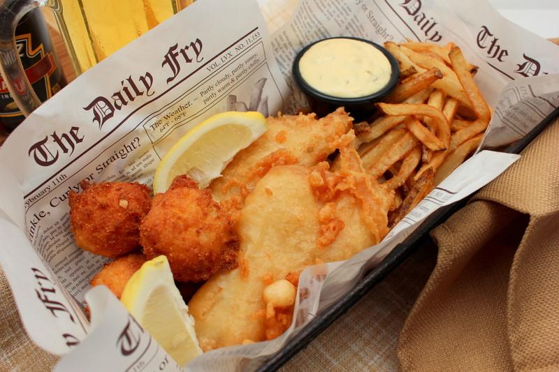 FISH & CHIPS -- BENTLEIGH  -- #4351781