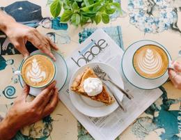 CAFE -- BEAUMARIS -- #4779874