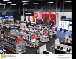 ELECTRICAL RETAIL BUSINESS -- PRESTON -- #5022682
