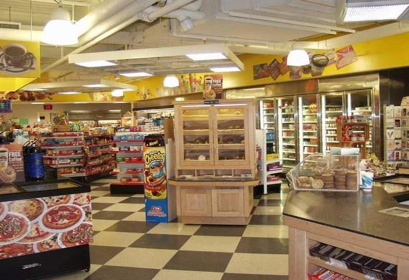 MILK BAR/CONVENIENCE STORE -- GLEN IRIS -- #4451736